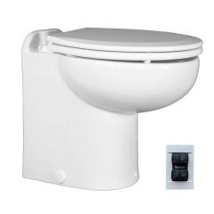 Raritan 231HS01201 Marine Elegance Toilet, 12V - SeaFresh w/Multifunction Control