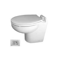 Raritan 220HF024 Marine Elegance Toilet, 24V - Fresh Water w/STC Control