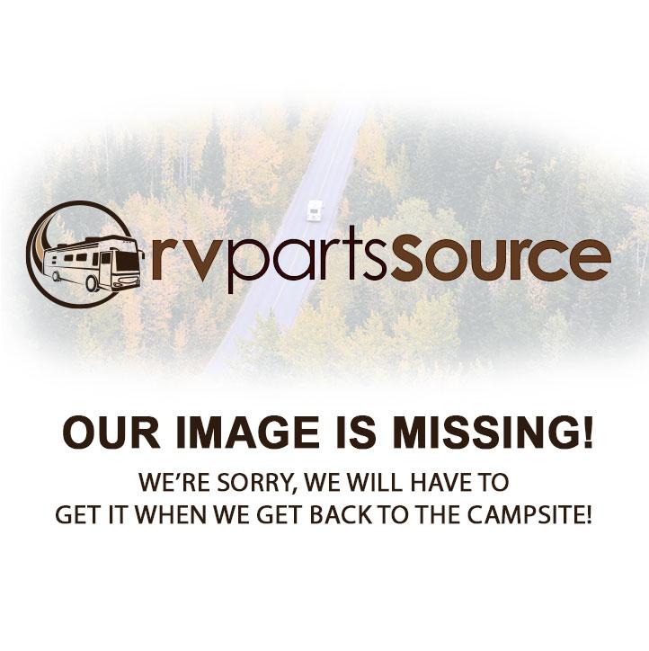Raritan 230HF01202 Marine Elegance Toilet, 12V - Fresh Water w/Push Button Control