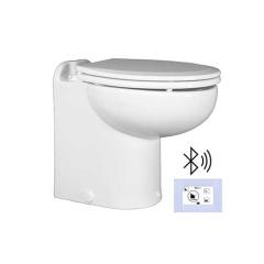 Raritan 231HF02406 Marine Elegance Toilet, 24V - Fresh Water w/STCBL Control