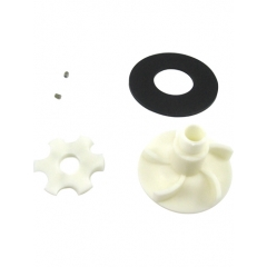 Crown Head Discharge Impeller and Macerator