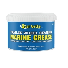 Star Brite 26016 Trailer Wheel Bearing Marine Grease - 1 lb.