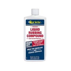Star Brite 081316 Medium Oxidation Rubbing Compound - 16 oz.