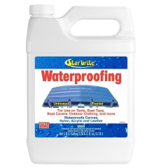 Star Brite 081900N Marine Fabric Waterproofing with PTEF - 1 Gallon