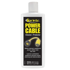 Star Brite 090808 Power Cable Cleaner & Protector - 8 oz.