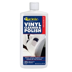 Star Brite 091016P Vinyl Cleaner and Polish - 16 oz.