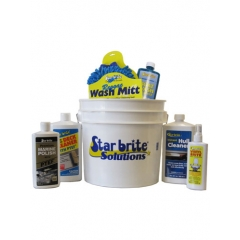 Boat Care In A Bucket