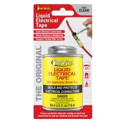 Star brite 084108B Clear Liquid Electrical Tape - 4 oz.