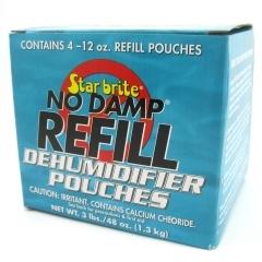 Star Brite 85448 No Damp Dehumidifier Refill 4-Pack - 48 oz.