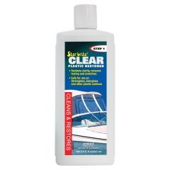 Star Brite 087208 Clear Plastic Restorer - 8 oz.