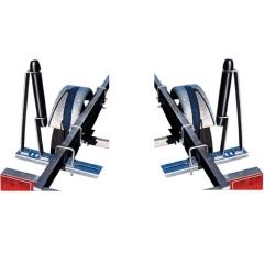 Tie Down Engineering 86106 Adjustable Roller Side Guide On Set - 13 in.