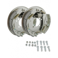10 In Drum Brake Kit GalvX L&R 2 Pack