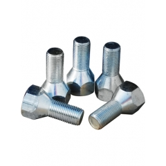 Lug Bolts 1/2 In set 5 pack