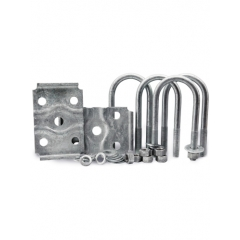 Axle Tie Plate Kit For 2-3/8 In dia. Rou