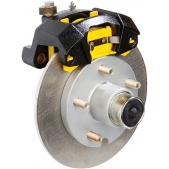 10 in. G5 Stainless Disc Brake Assembly