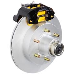 12 In Vented Rotor Integral Hub Disc Bra