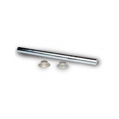 5/8 in x 9 1/4 in. Roller Shaft with Pal Nuts