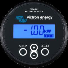 Victron Energy BAM010702200R BMV702 Series Black Battery Monitor
