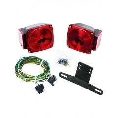 Trailer Light Kit with 25' Wiring Harness