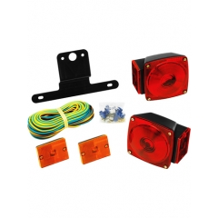 Trailer Light Kit with 25 ft. Wire Harness