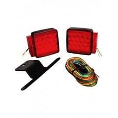 Trailer Light Kit with 25 ft. Wiring Harness