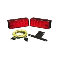 LED Waterproof Trailer Light Kit