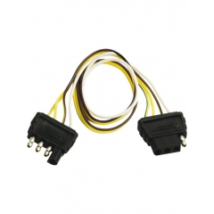 Double Ended 4-Way Flat Extension Harness