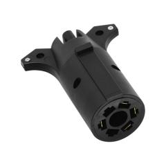 7-Way Blade to 4-Way Flat Vehicle/Trailer Adapter